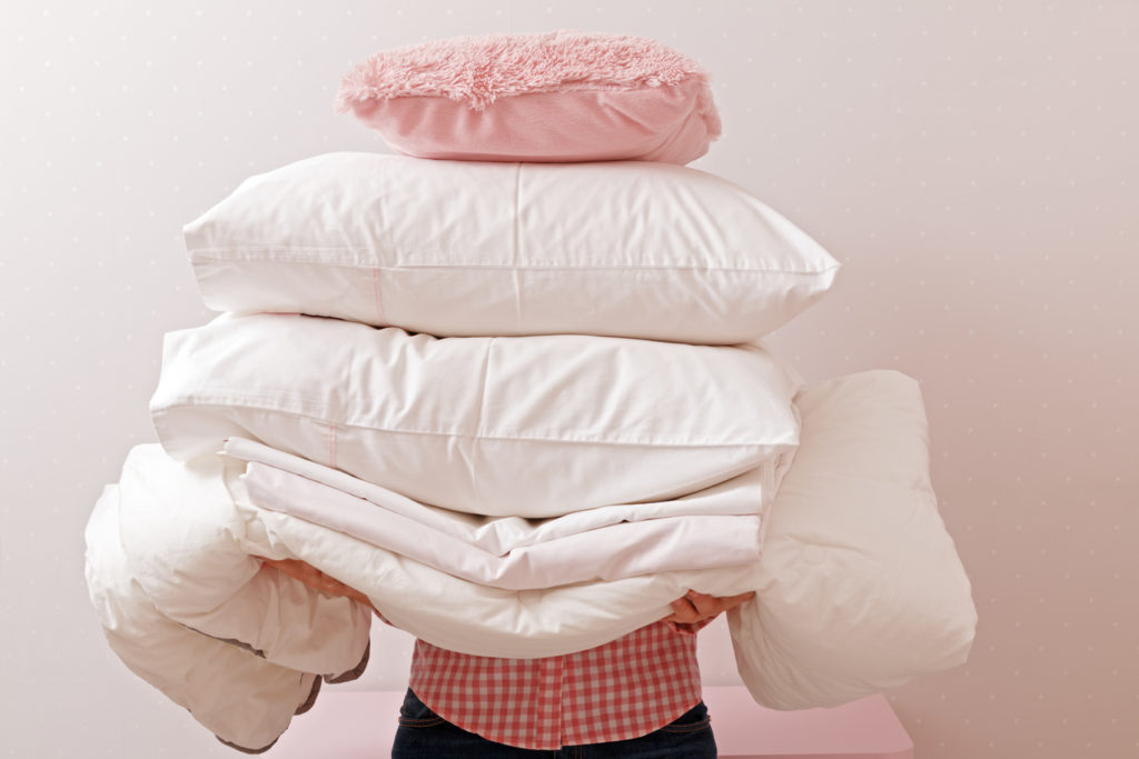 The Best Way to Wash Pillows at Home
