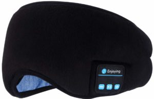 Joseche Bluetooth Sleep Mask with built-in speakers