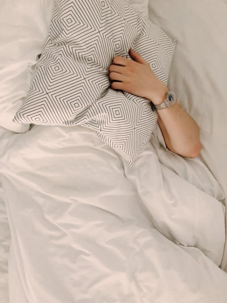 Sweating in your Sleep