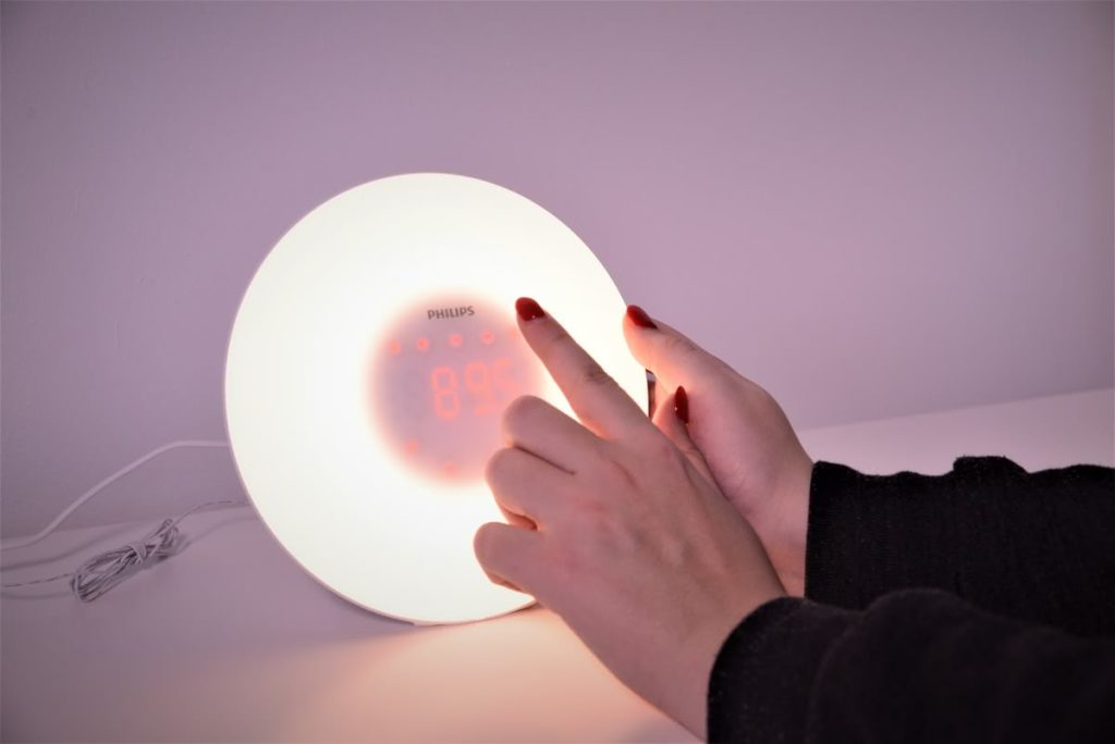Philips Wake-Up Light HF3505