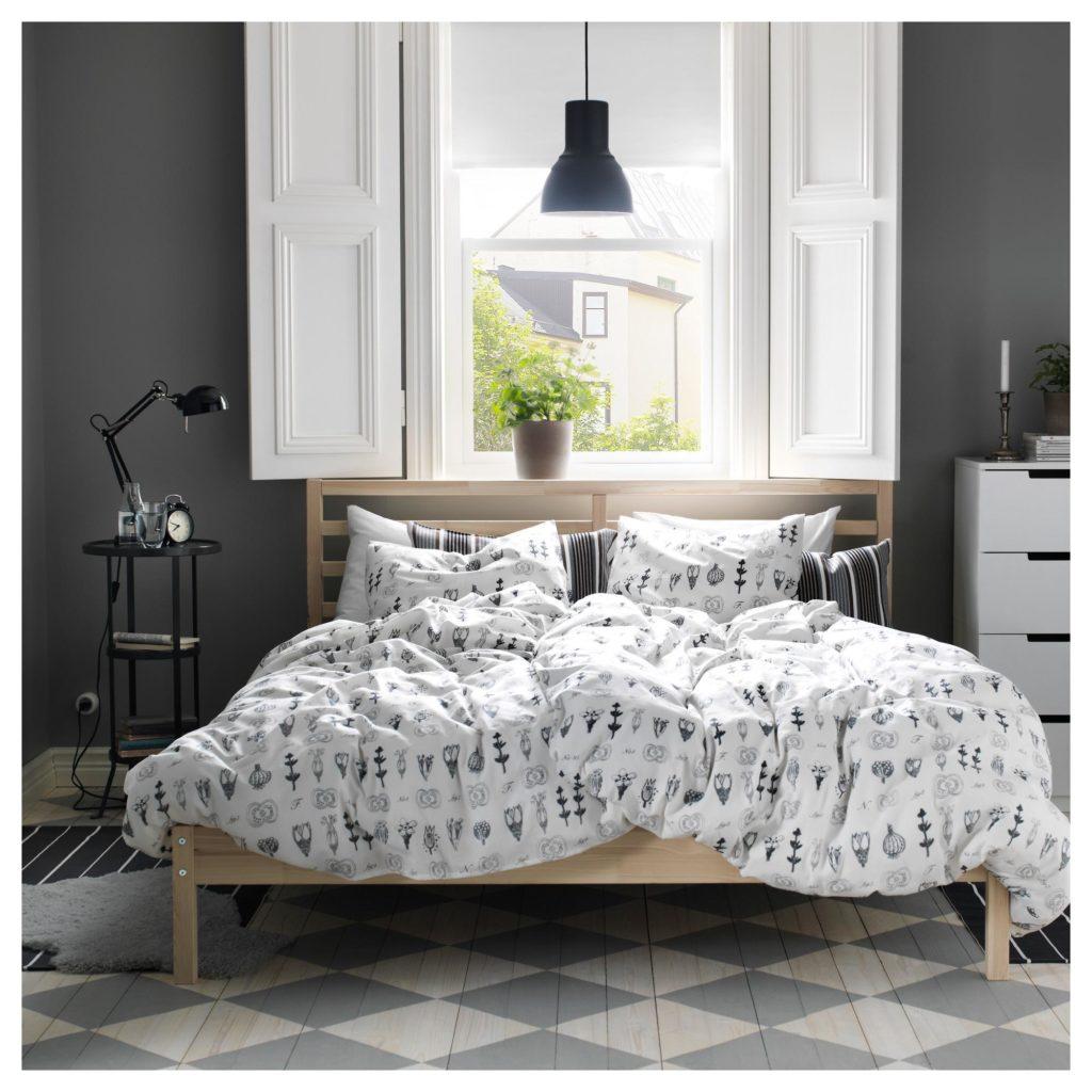 Tarva Bedframe Ikea