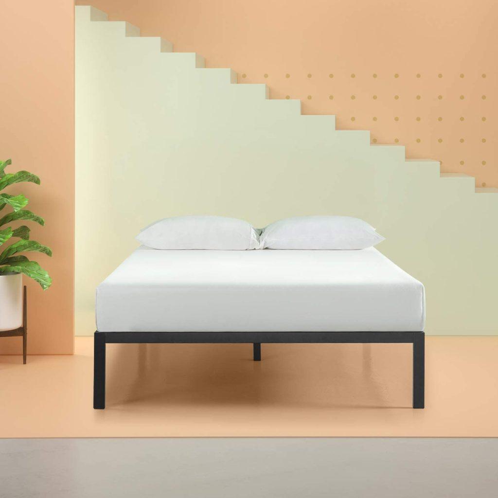 zinus platform bed
