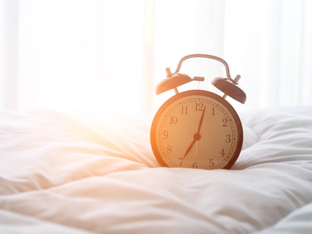Maintain a Regular Sleep Schedule