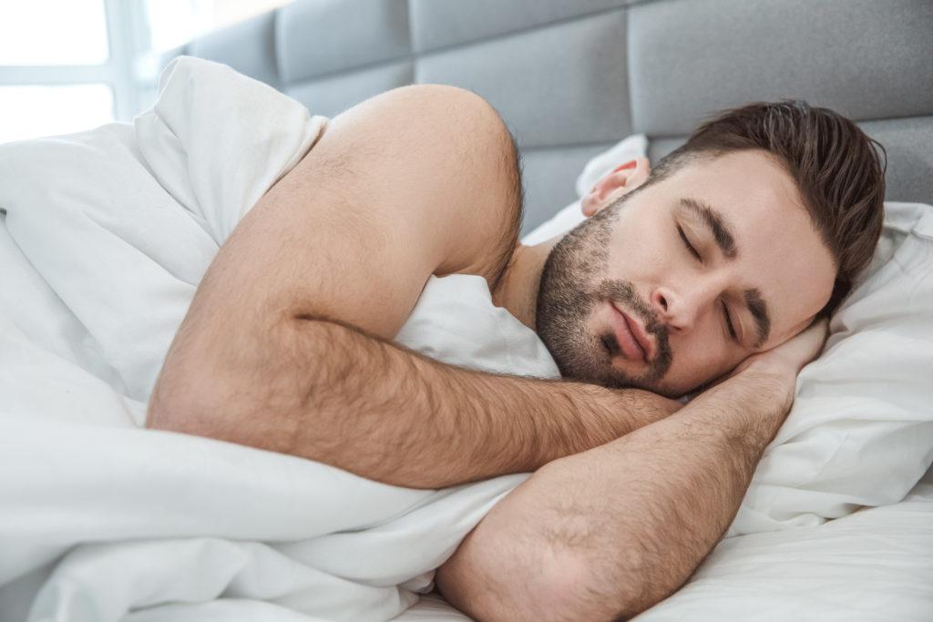 Benefits of Sleeping on the Side