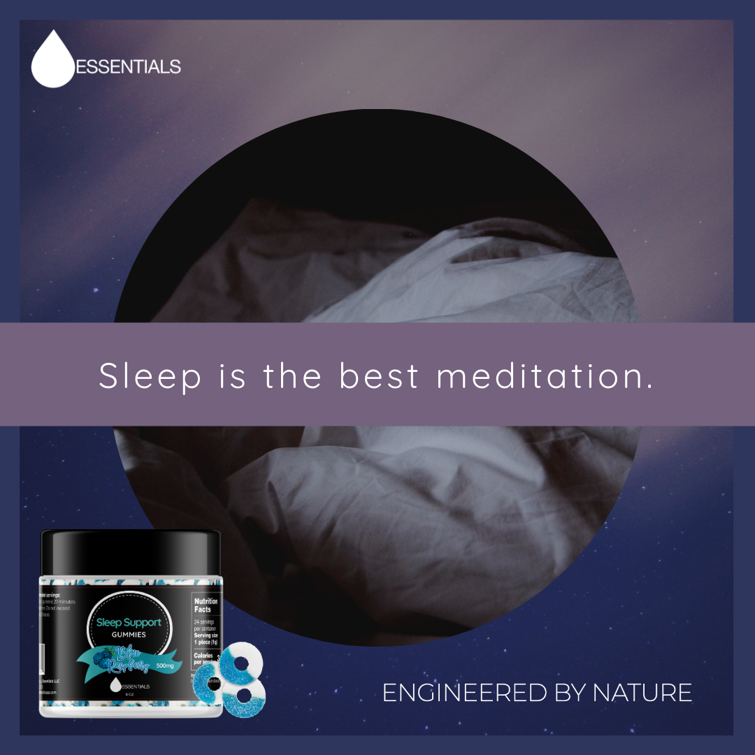Trouble Falling Asleep? Try Sleep Support Gummies for FREE 3