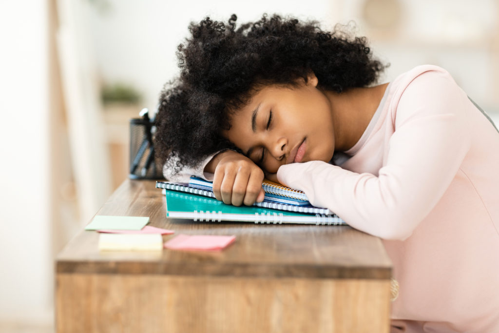 why is sleep important for teens