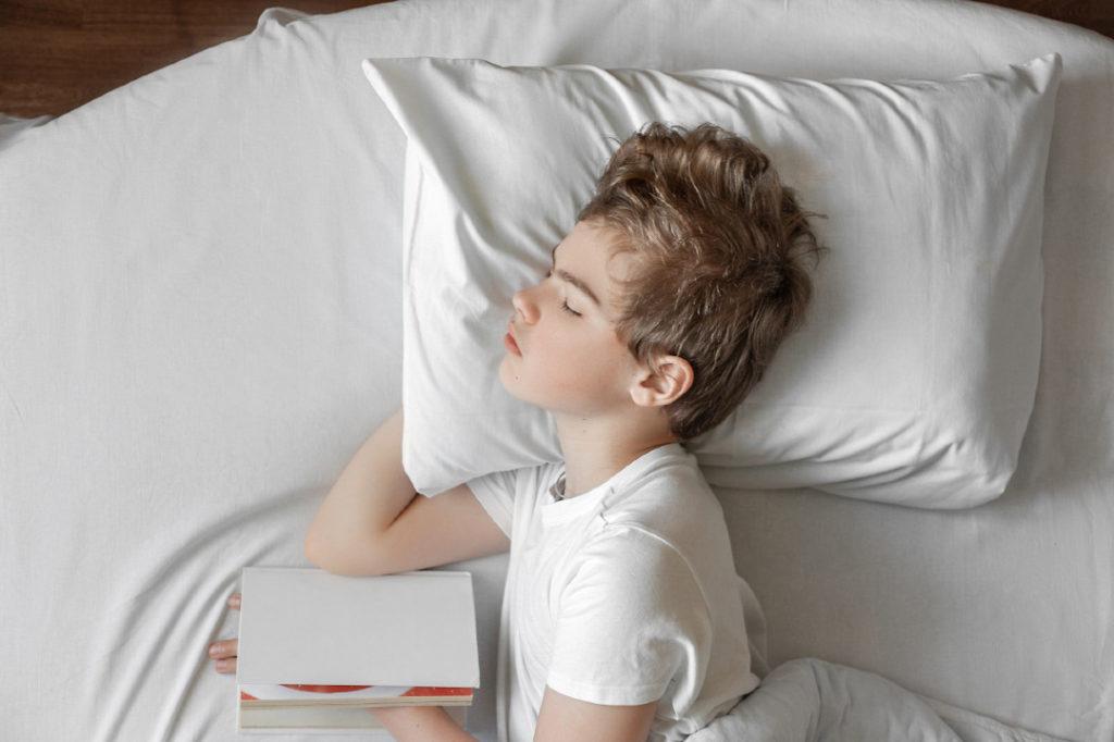 teen sleeping habits
