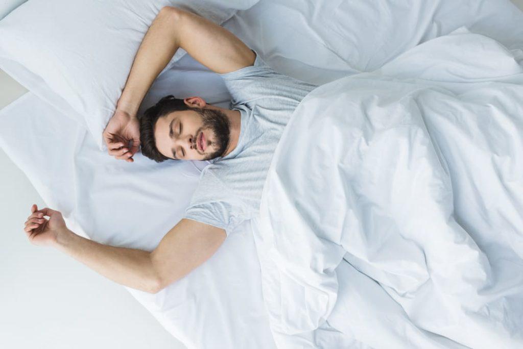 Grinding teeth in sleep