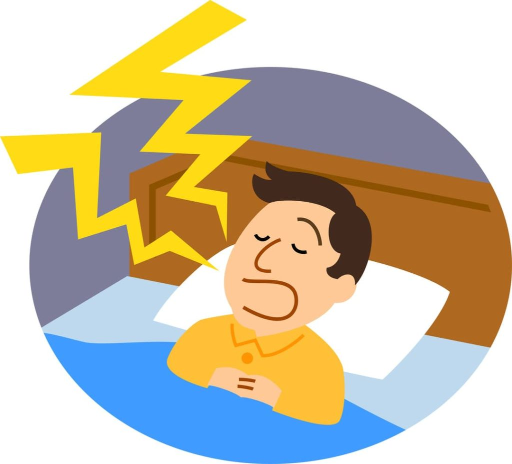5 Signs That Indicate You May Have a Sleeping Disorder 4
