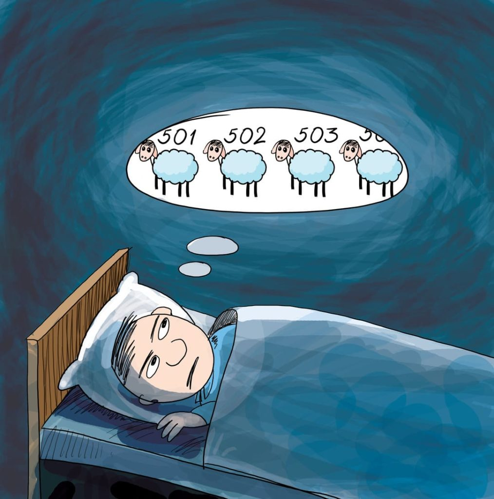 5 Signs That Indicate You May Have a Sleeping Disorder 3