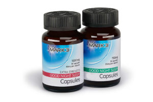 Improve your sleep quality with MARK3 sleeping capsules