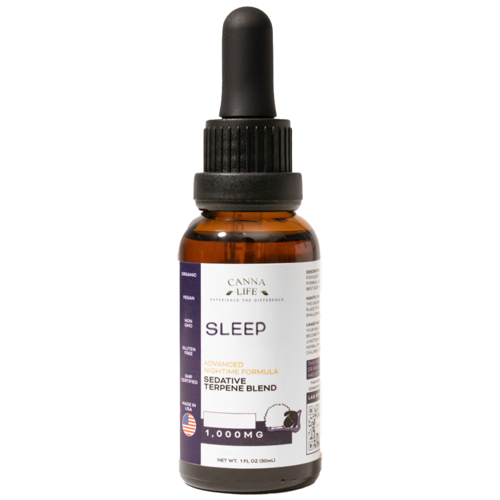 Rest Well With O&E Nighttime Gummies & Tinctures 2