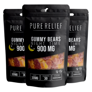 Achieving Uninterrupted Sleep With Pure Relief Nighttime Gummies 8
