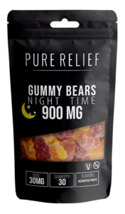 Achieving Uninterrupted Sleep With Pure Relief Nighttime Gummies 1