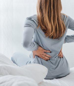 sleep with back pain